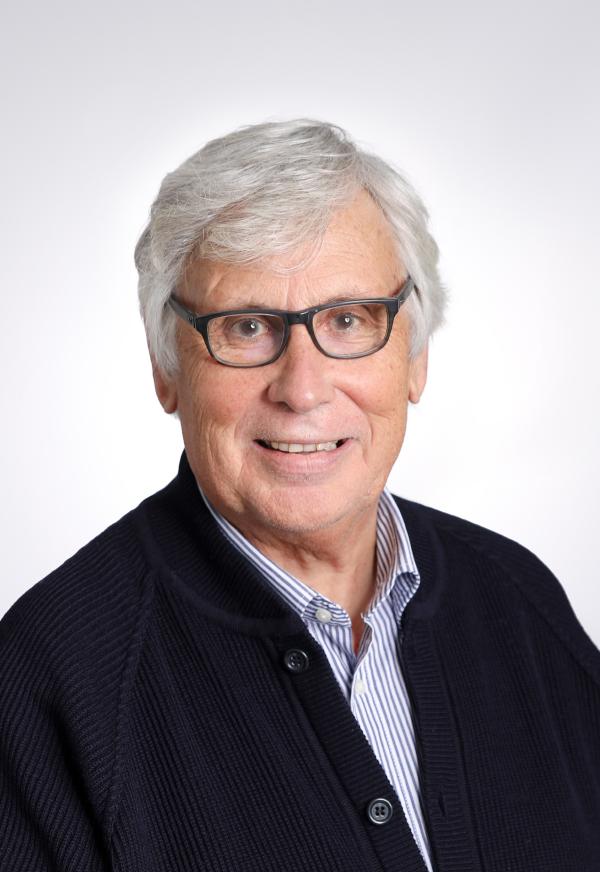 Portrait von Walter Castelberg